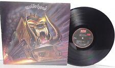 MOTORHEAD Orgasmatron LP 1986 GWR Profile Records Press PAL 1223 Metal Vinyl