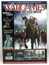 Wargames Illustrated Issue 399 (March 2021) Magazine Wargamers Heraldry