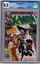 Uncanny X-Men # 171 CGC 8.5 White Pages Very Fine+ Rogue Joins the X-Men