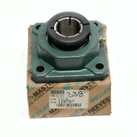 "NEW Dodge F4B-DL-111 Four-Bolt Flange-Mount Ball Bearing Unit 1-11/16"" Bore"