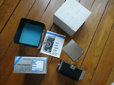 [MINT boxed] Hasselblad A16 Type III chrome 30082 Film Back Holder Magazine