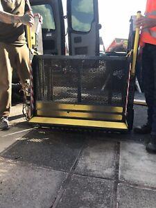ricon wheelchair lift