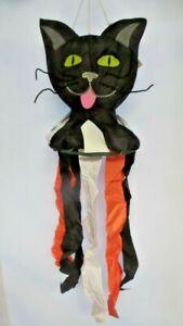 "Scaredy Cat Nutty Buddies Windsock by Premier. #8522,  38"" Long."