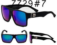 AUTH QUIKSILVER lunettes de soleil pour homme & femme Dazzle nuances de couleurs UV400 QS7729 QS7