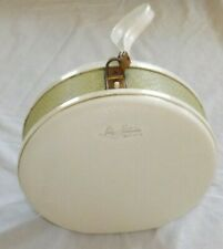 Vintage Lady Sunbeam Vista Portable Hair Dryer Soft Bonnet Adjustable Temp Works