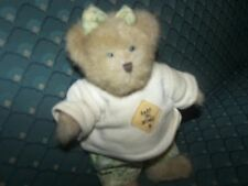 Boyds Bear Ima Late Retired Thinking of You Series Expectant Mother Gift Bear