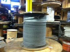 Rg 59 20 awg Silver plated copper, foil + 80% tinned copper braid. Halogen Free.