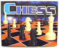 CHESS GAME SET Ideal for Kids Travel Inexpensive Small Box Games Toys New I