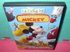 LA BUSQUEDA DE LA CASA DE MICKEY - DISNEY - dvd