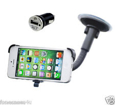 Dedicated Fit-In Car Screen Suction Mount Holder for Apple iPhone SE / iPhone 5S