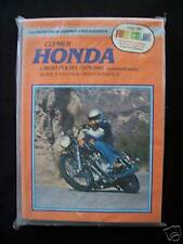 HONDA-CB650 FOURS-1979-1981+CUSTOM-WORKSHOP MANUAL