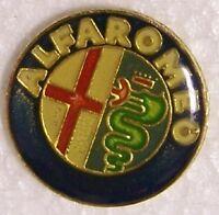 Hat Lapel Tie Tac Push Pin Car Company logo Alfa Romeo NEW