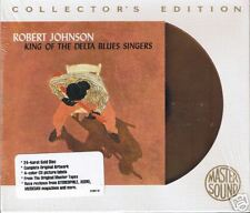 Johnson, Robert King of the D. MASTERSOUND Gold CD SBM
