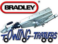 Bradley 1400kg Braked Trailer Coupling suits 60mm box