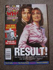 'Doctor Who Magazine' - #253 - Jul 1997 - Marvel Comics