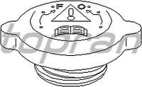 COOLANT TANK PLASTIC CAP TOPRAN 103643755 BY HANS PRIES