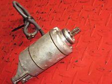 1988-1995 Suzuki GSXR Gsx R 600 750 GIXXER gsxr750 electric starter relay motor
