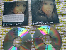 Sheryl Crow – Hits & Rarities Universal Promo 2x CD Album Set