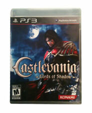 Castlevania: Lords of Shadow USED SEALED (Sony Playstation 3) PS PS3