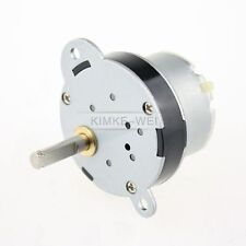 12V DC 3 U/min GetriebeMotor Elektrisch Für Modellbau Neu