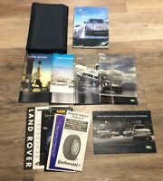 2007 Land Rover LR2 Owners Manual With Case And Navigation OEM Free Shipping