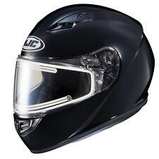 Hjc Cs-R3 Snowmobile Helmet Frameless Electric Heated Shield Black S Md Lg Xl 2X