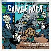 The Sounds Of Garage Rock Music ~  NEW AND SEALED 2CD SET ~ GUITARS DRUMS ENERGY