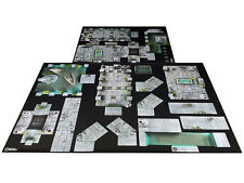 Modular RPG Water Temple Dungeon gaming mat dnd D&D roleplaying board pathfinder
