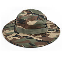 Cargo Bucket Hat Summer Sailing Fishing Sun Brim Protection Ladies Mens Cap New