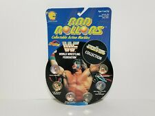 Vintage 1990 Spectra Star Rad Rollers WWF Superstars Collectable Action Marbles