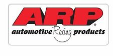 ARP Automotive Racing Products Sticker R168 Racing Race Car