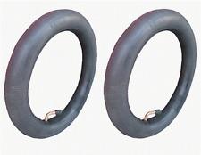 BUGABOO CAMELEON  REAR WHEEL INNER TUBES 12.5 INCH BENT VALVE Stroller Back Part