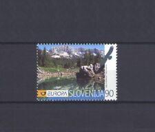 SLOVENIA, EUROPA CEPT 1999, NATIONAL PARKS, MNH
