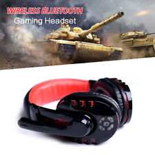 107D OVLENG Wireless Stereo Headphone w/Mic Bluetooth Gaming Headset for PS3