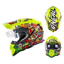 O`NEAL Crank Sierra 2 CASCO CROSS colores decorado talla M