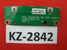 New listing Fujitsu Siemens Amilo 2510 Pa Touchpad-Knöpfe Mouse Board #Kz-2842