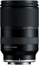 Tamron 28-200mm F/2.8-5.6 Lens RXD Di III-Sony FE
