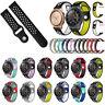Silicone Sport Bracelet Wristwatch Band Strap For Samsung Galaxy 42/46mm Watch