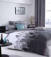 Linge de lit et ensembles à motif Graphique contemporains pour chambre