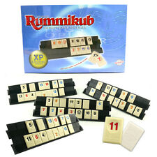 THE ORIGINAL RUMMIKUB BOARD GAME FAMILY TRAVEL RUMMY TOY XP 6 PLAYERS' VERSION