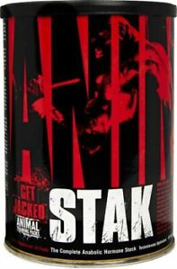 Animal Animal Stak - Supports Testosterone -  Vitamin Stack - 21 Packs