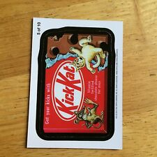 WACKY PACKAGES SERIES 10 ANS10 MAGNET KIT KICK KAT TOM AND JERRY ULTRA-VIOLENCE