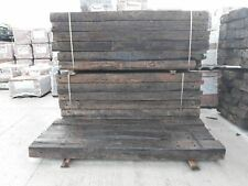 Reclaimed Grade A Hardwood Railway Sleepers 2.6M Shropshire