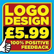More details for logo design 100% positive! quality logos! satisfaction guaranteed! quick design!