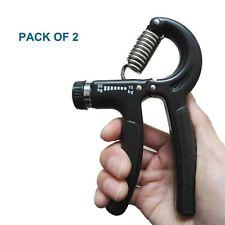 10-40 KG Réglable Poignée Puissance Bracelet force avant-bras Formation Exerciser UK