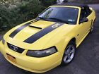 2000 Ford Mustang  2000 Ford Mustang GT convertible