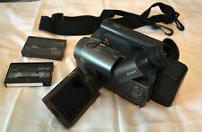 Sony Steady Shot Handycam Video 8 - Complete Kit