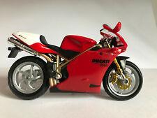 Ducati 998R, bburago Motorcycle Model 1:18
