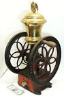 """24"""" Peugeot Freres Cast Iron COFFEE MILL Antique Country Grocery Store Grinder"""