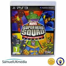 Marvel Super Hero Squad: The Infinity Gauntlet (PS3) **GREAT CONDITION!**